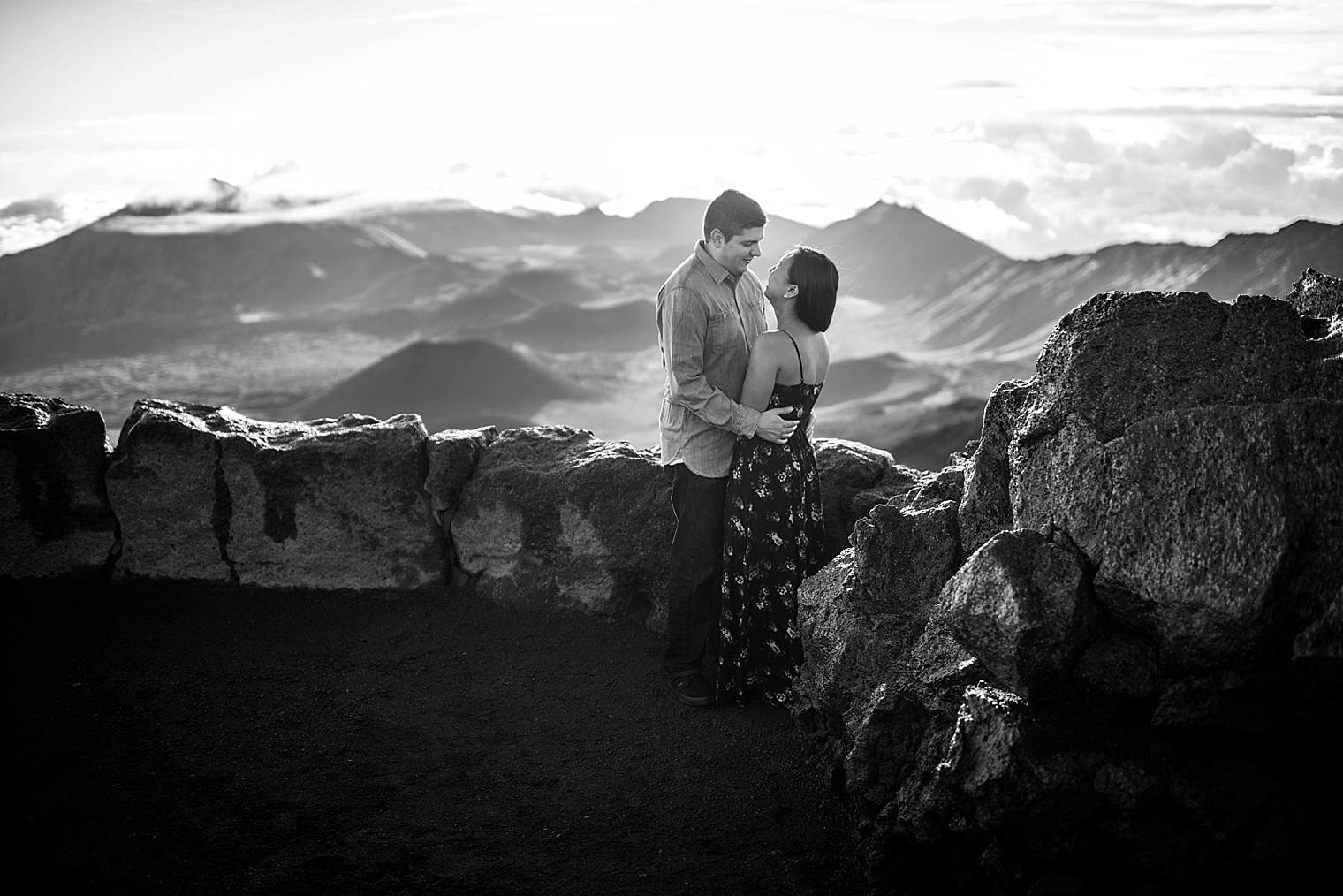 Amazing maui sunrise proposal pictures - Engaged on Maui_0012