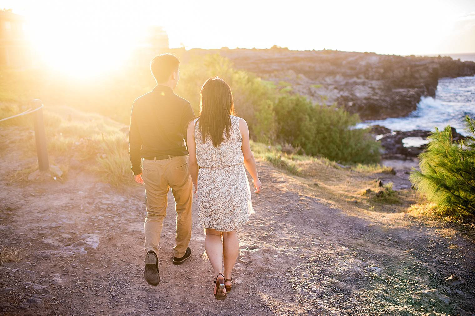 Best Places to Propose in Maui - Maui Engagement Photographer-34