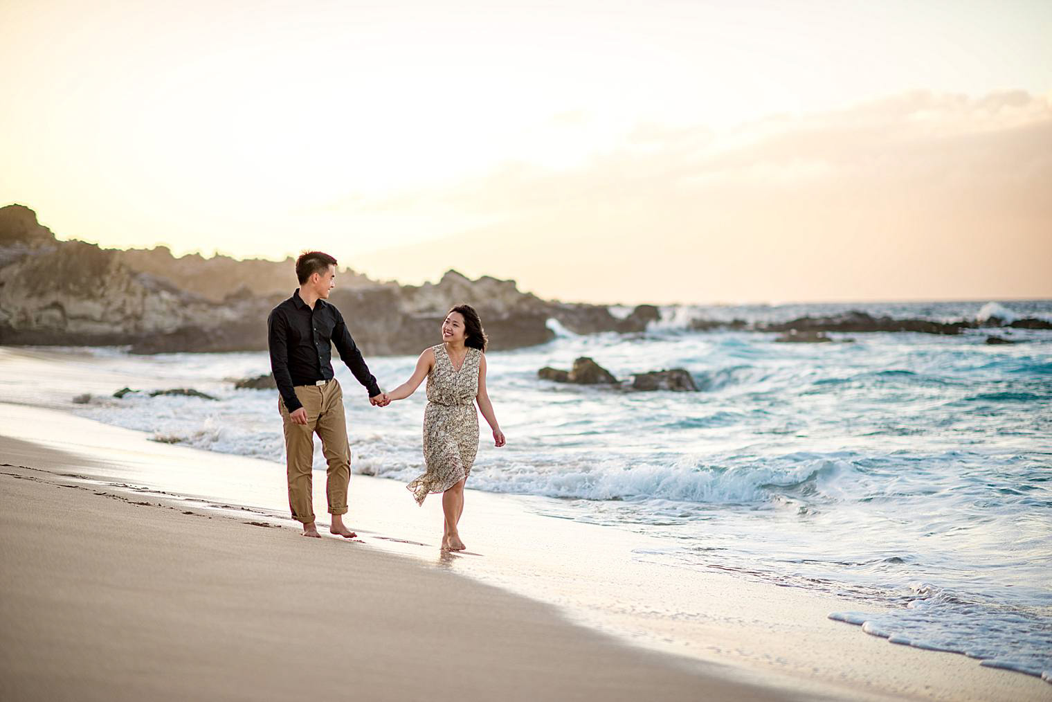 Best Places to Propose in Maui - Maui Engagement Photographer-36