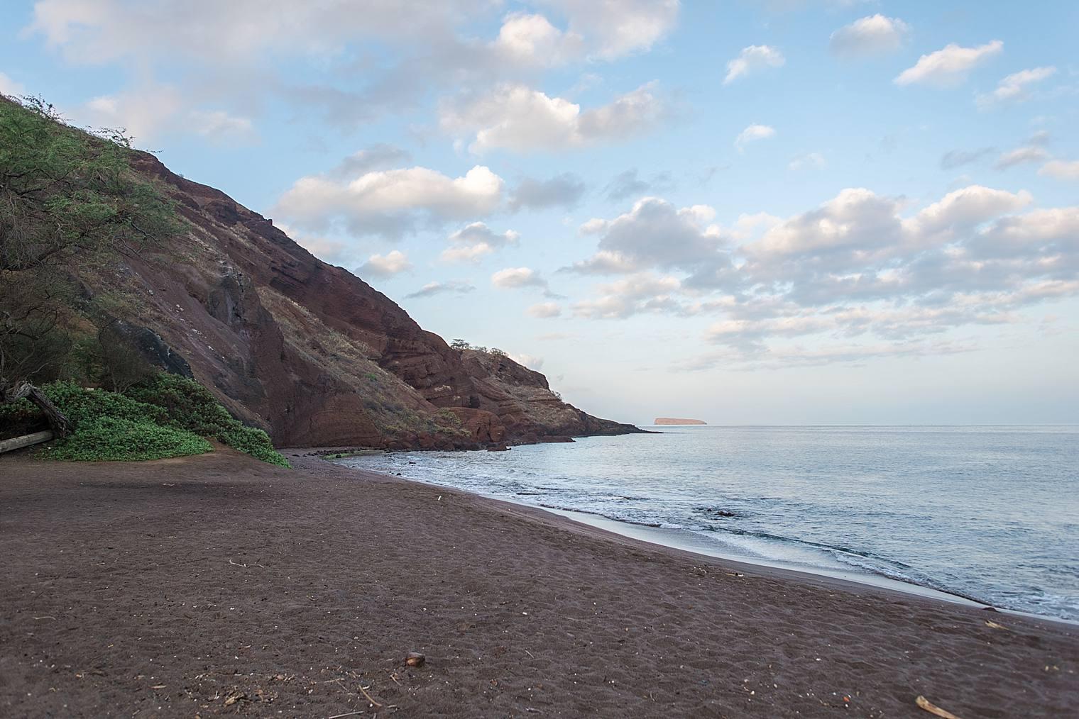 Maui Surprise Proposal Photographer - Black Sand Beach_0001