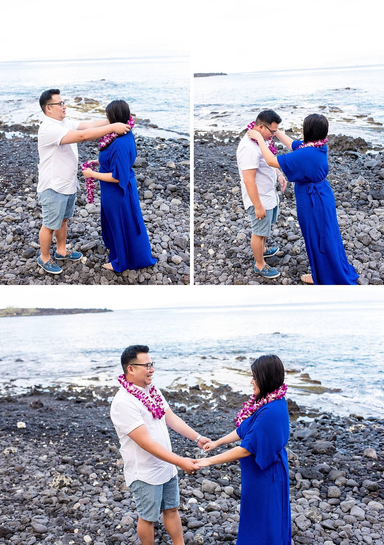Maui Surprise Proposal Photographer - Black Sand Beach_0014