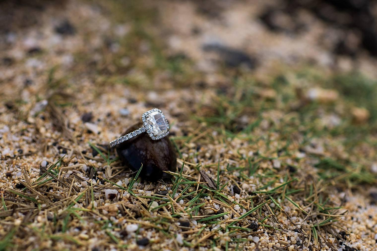 Maui Surprise Proposal Photographer - Black Sand Beach_0018