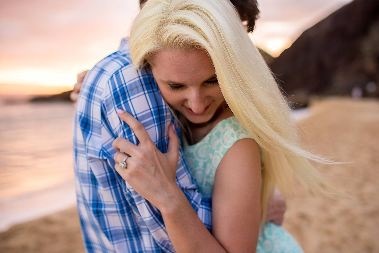 Wailea Engagement Photographer - Engaged on Maui_0024