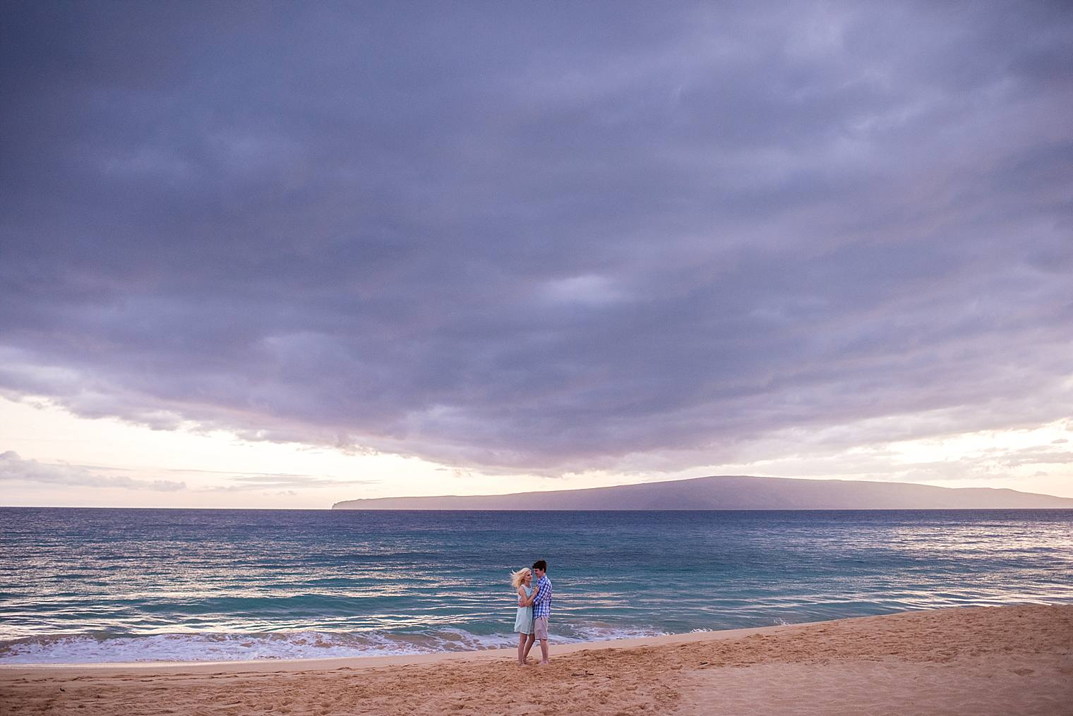 Wailea Engagement Photographer - Engaged on Maui_0033