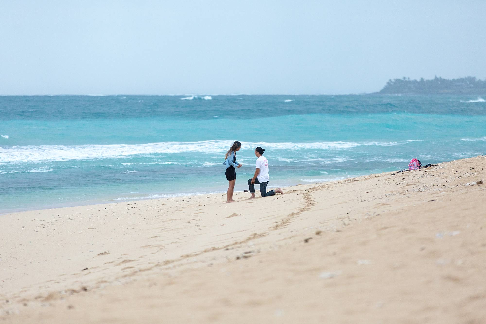 sunrise proposal on Maui's north shore