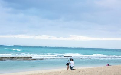 Cruisin' in Paradise Proposal on Maui | Antony + Alysia