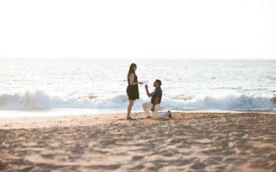 Surprise Proposal Turned Wedding on Maui | Nigel + Katie