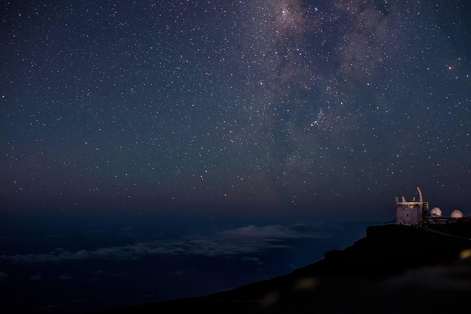 haleakala stars
