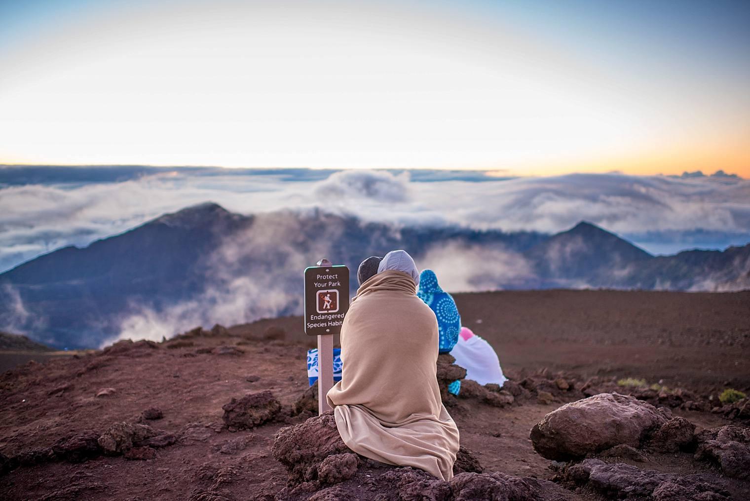 Haleakala Proposal Photographer Sunrise | Engaged on Maui_0004