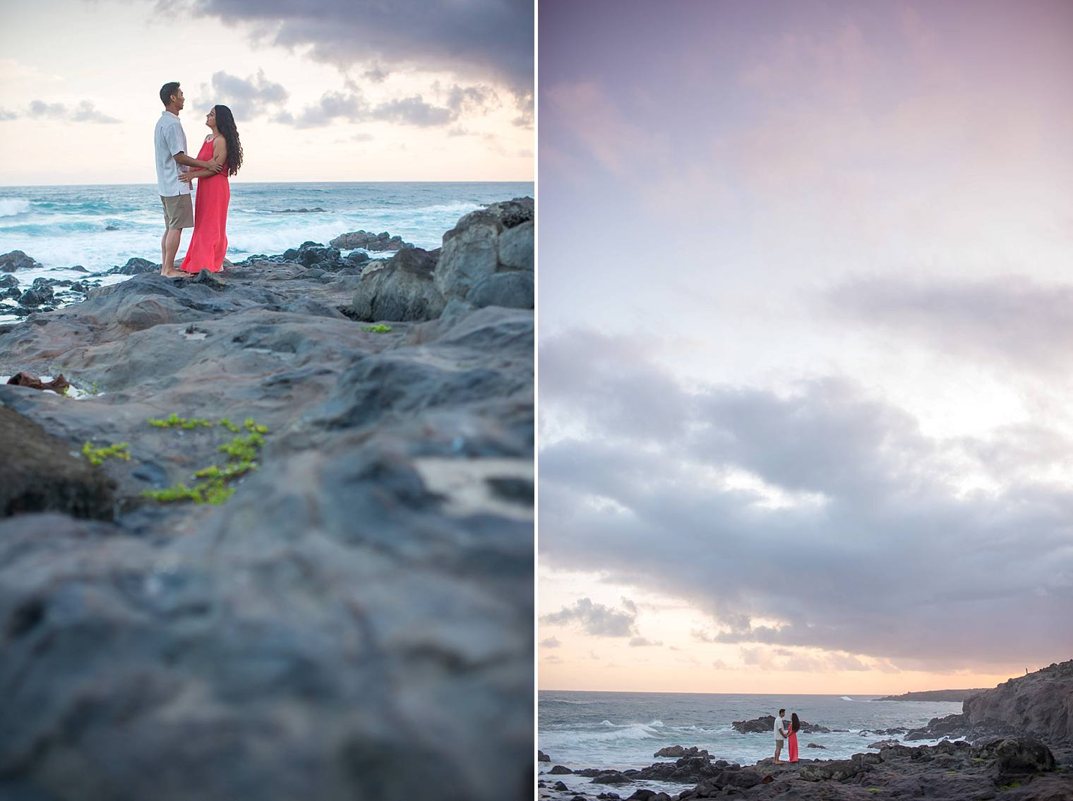 Surprise sunrise proposal in Paia - Maui Proposal Photographer_0033
