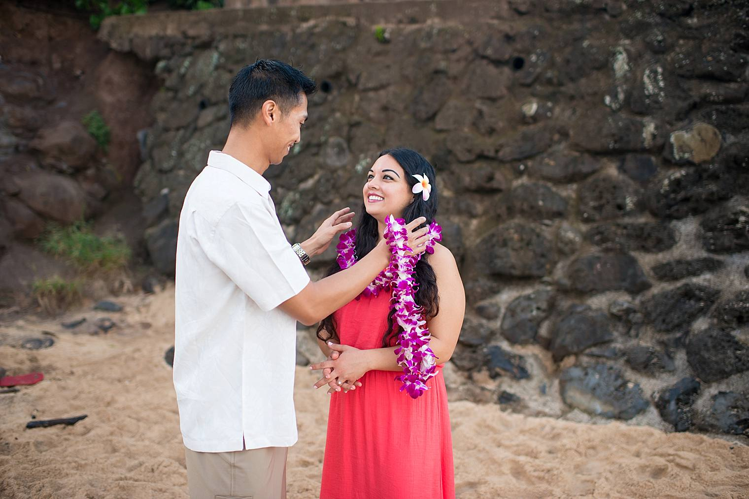 lei exchange after proposal