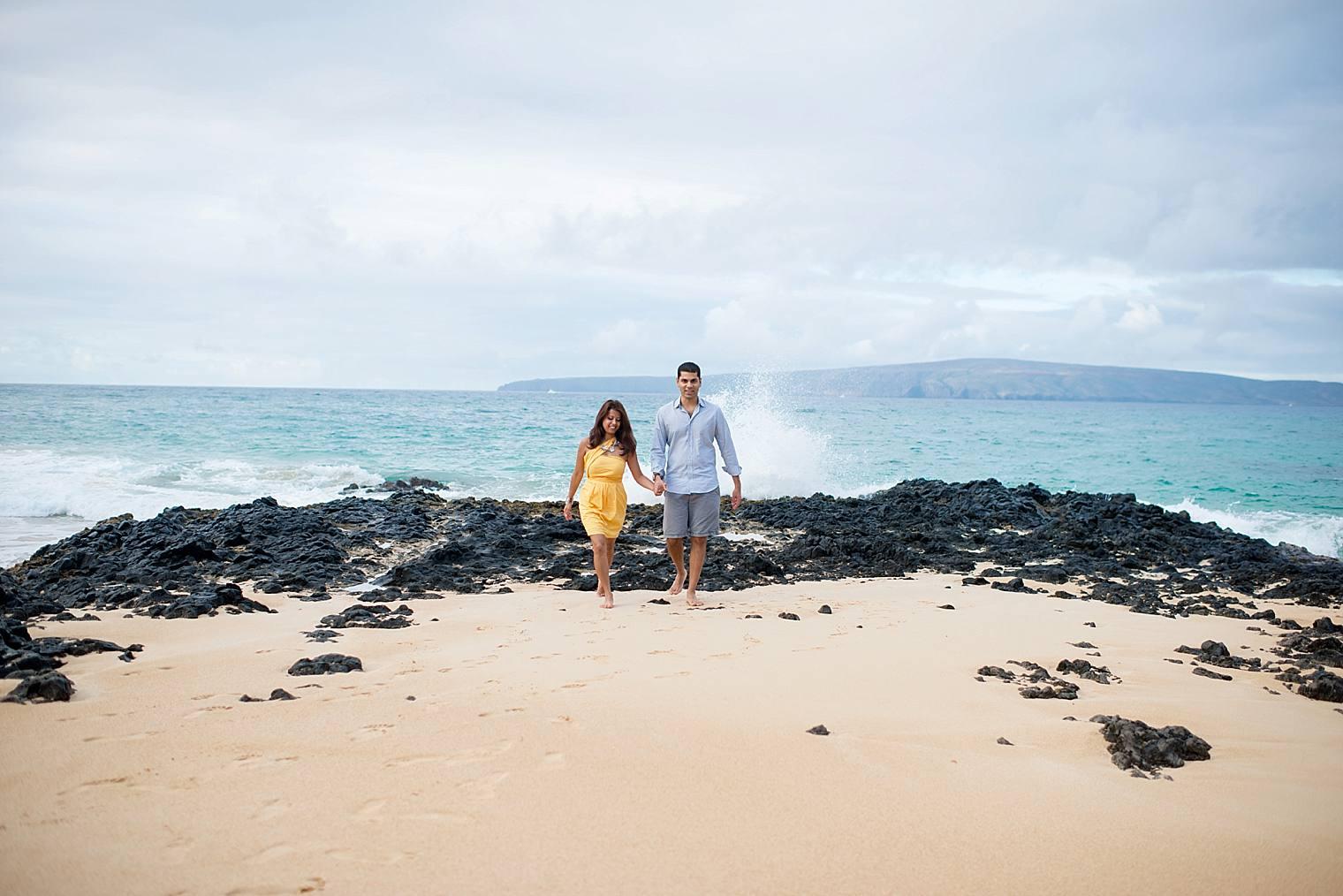 cliffside sunrise proposal in Maui_0022