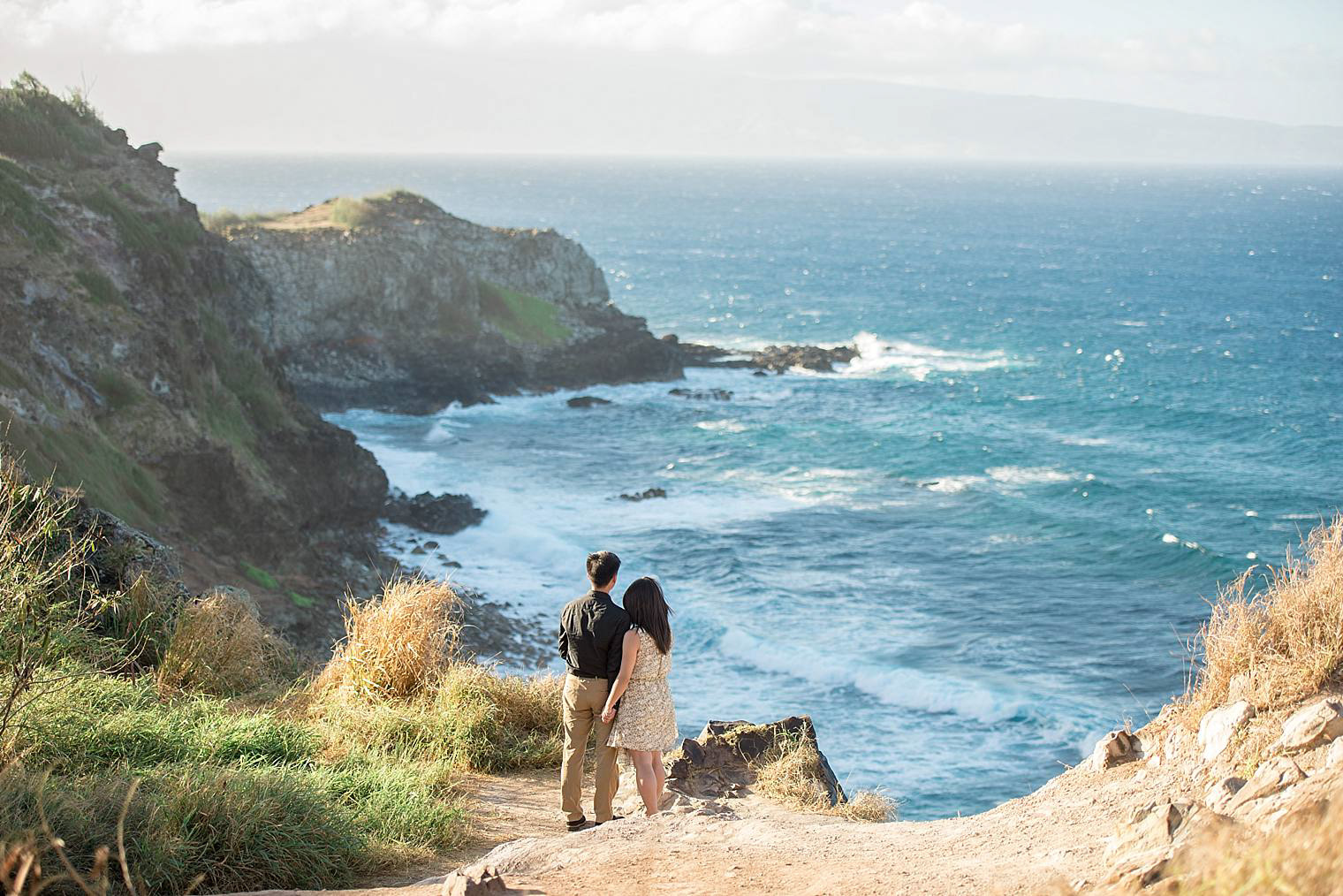 Best Places to Propose in Maui - Maui Engagement Photographer-27