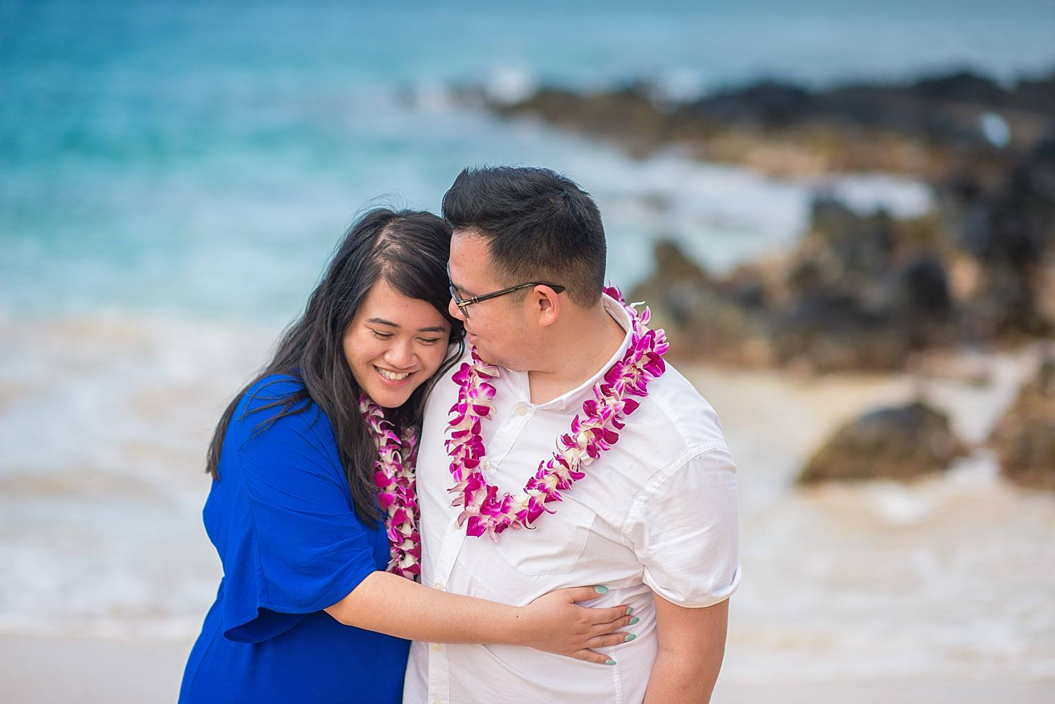 Maui Surprise Proposal Photographer - Black Sand Beach_0027