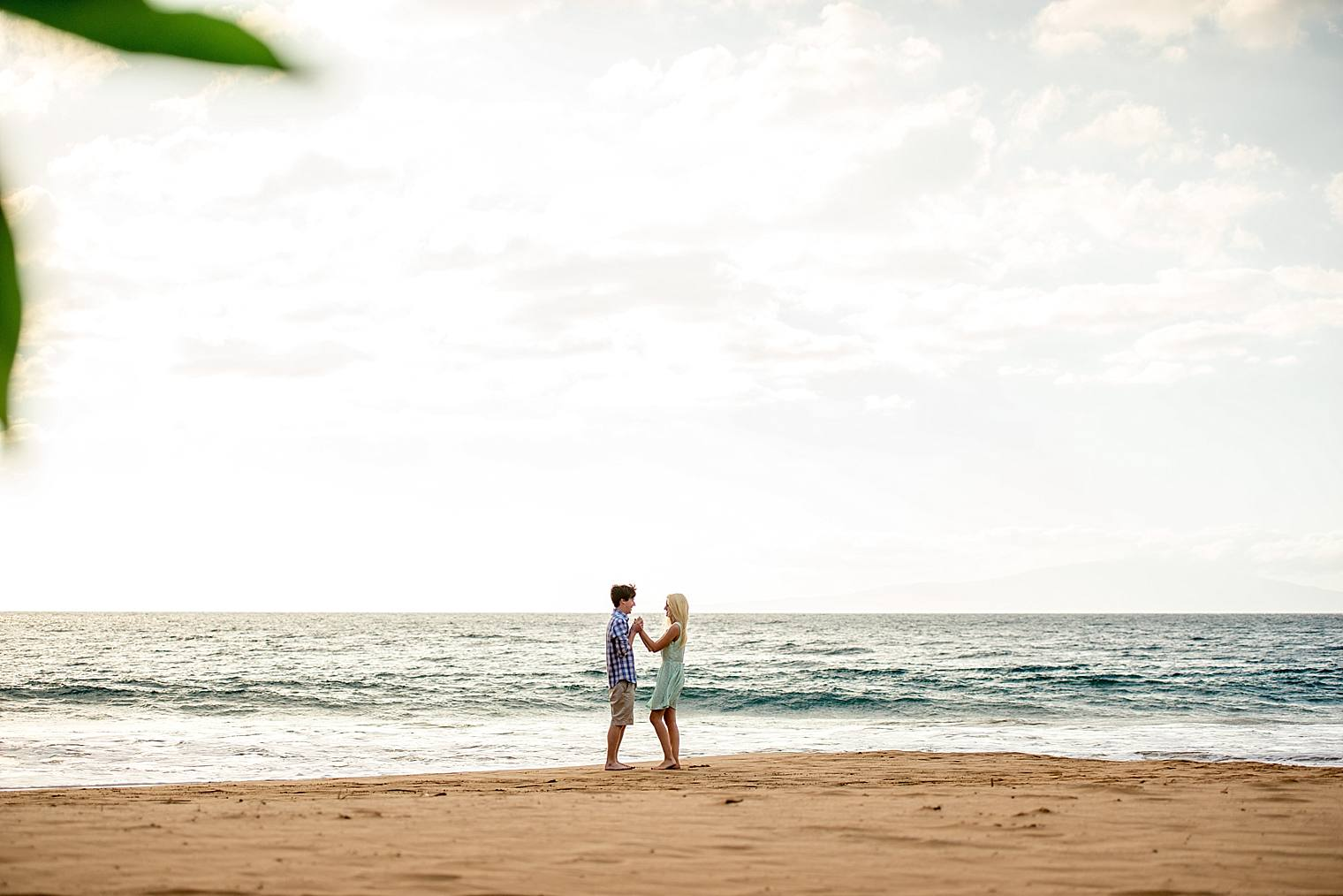 Wailea Engagement Photographer - Engaged on Maui_0006