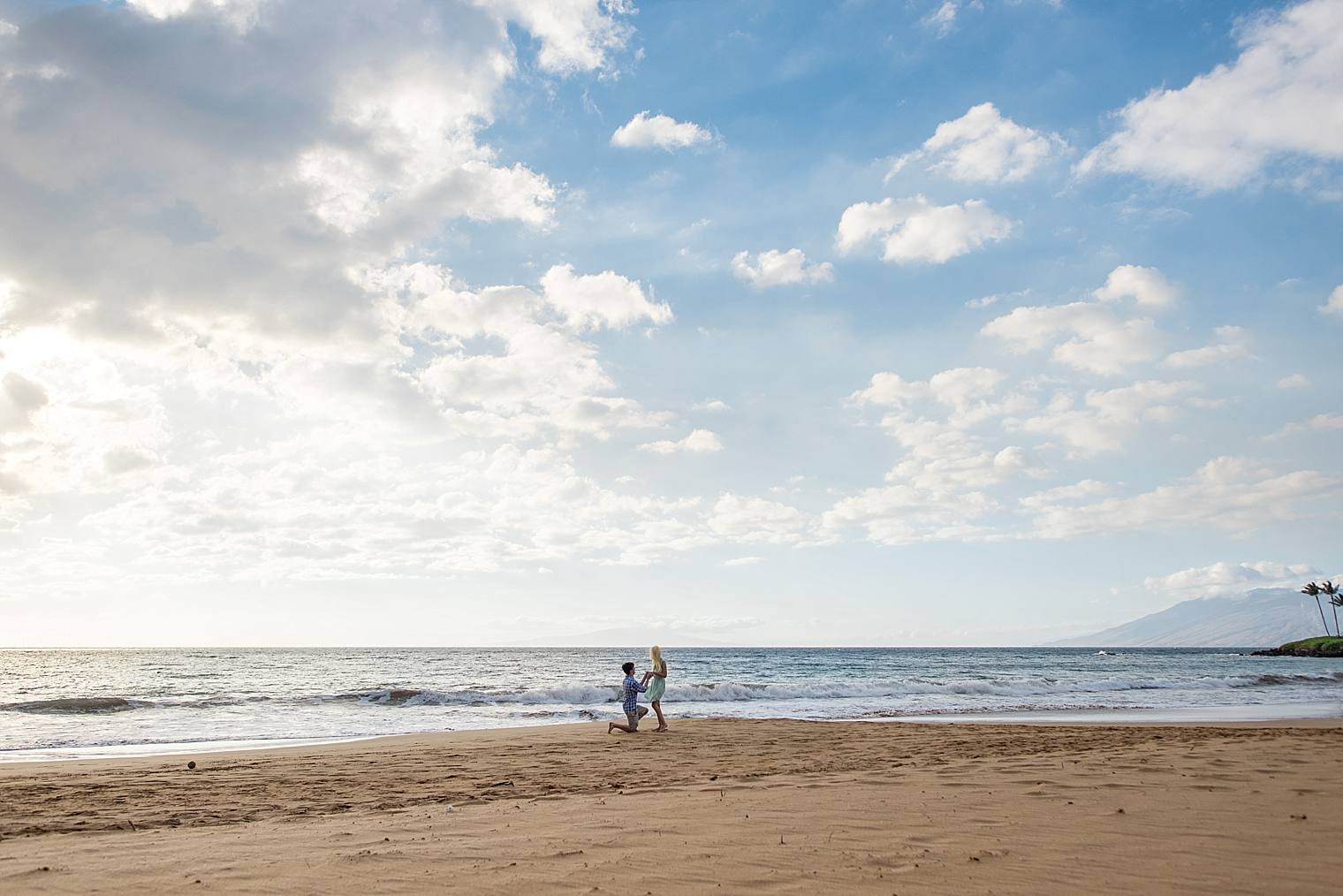 Wailea Engagement Photographer - Engaged on Maui_0009
