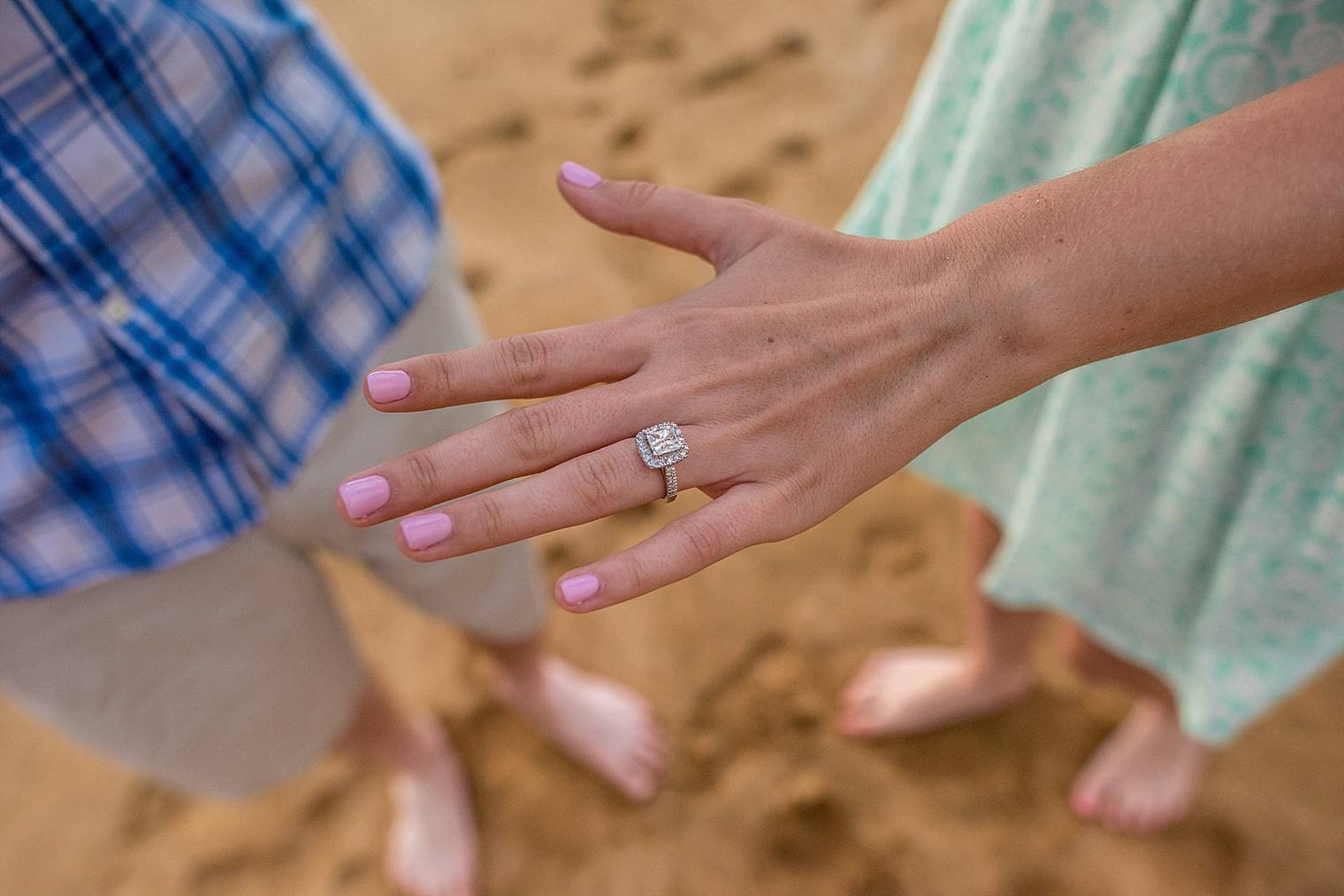 Wailea Engagement Photographer - Engaged on Maui_0014
