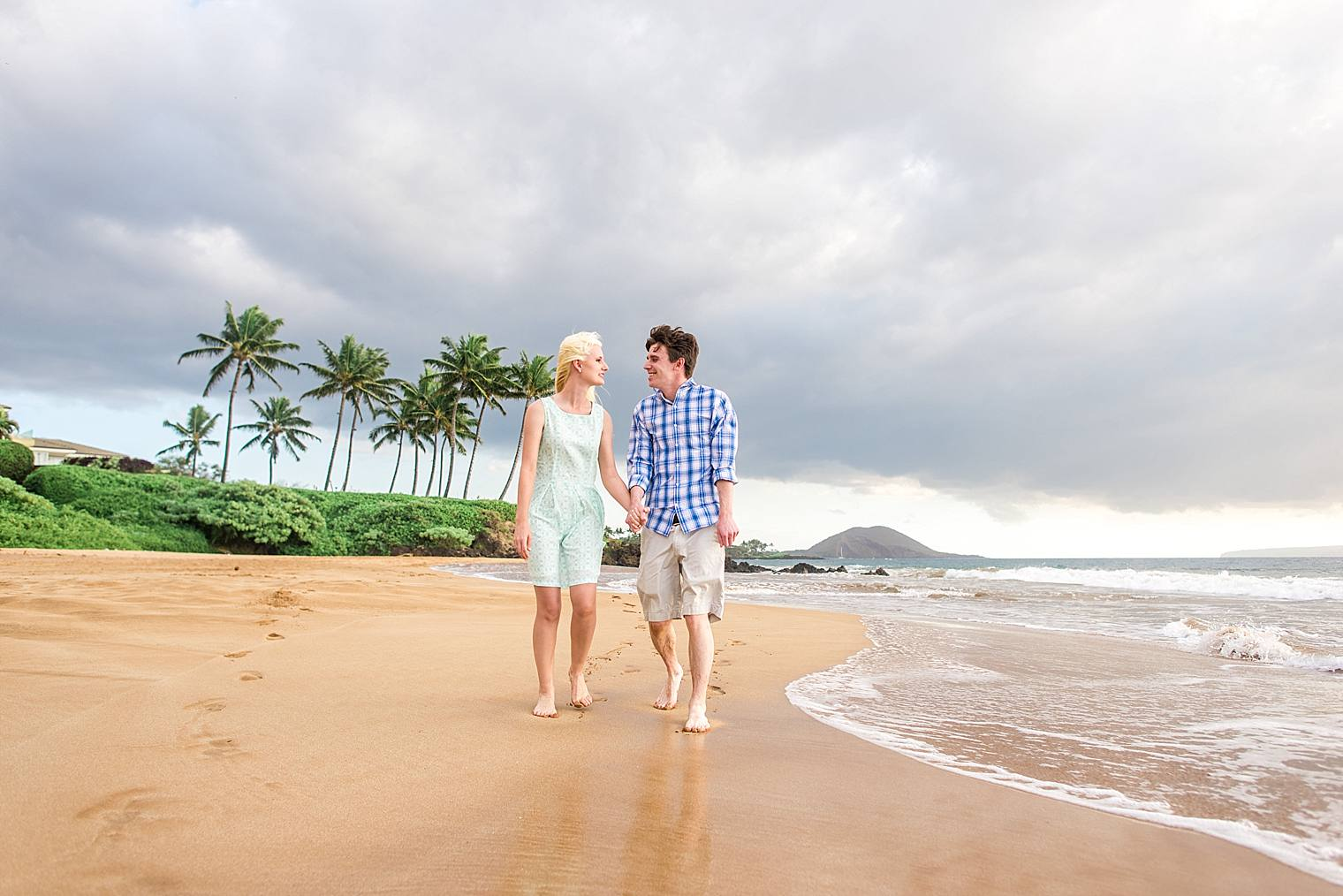 Wailea Engagement Photographer - Engaged on Maui_0015