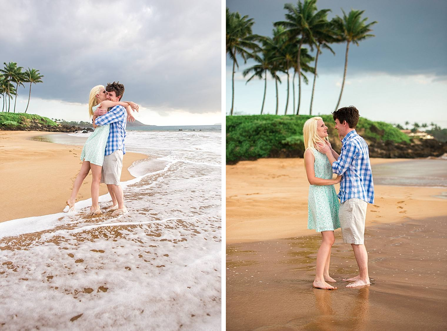 Wailea Engagement Photographer - Engaged on Maui_0016