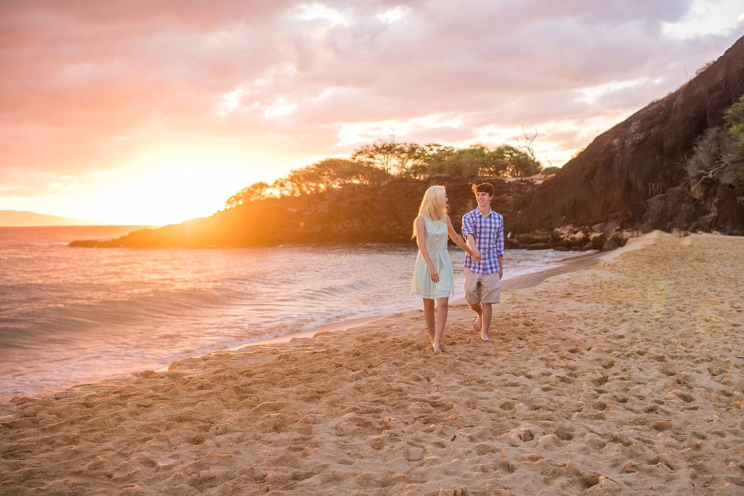 Wailea Engagement Photographer - Engaged on Maui_0025