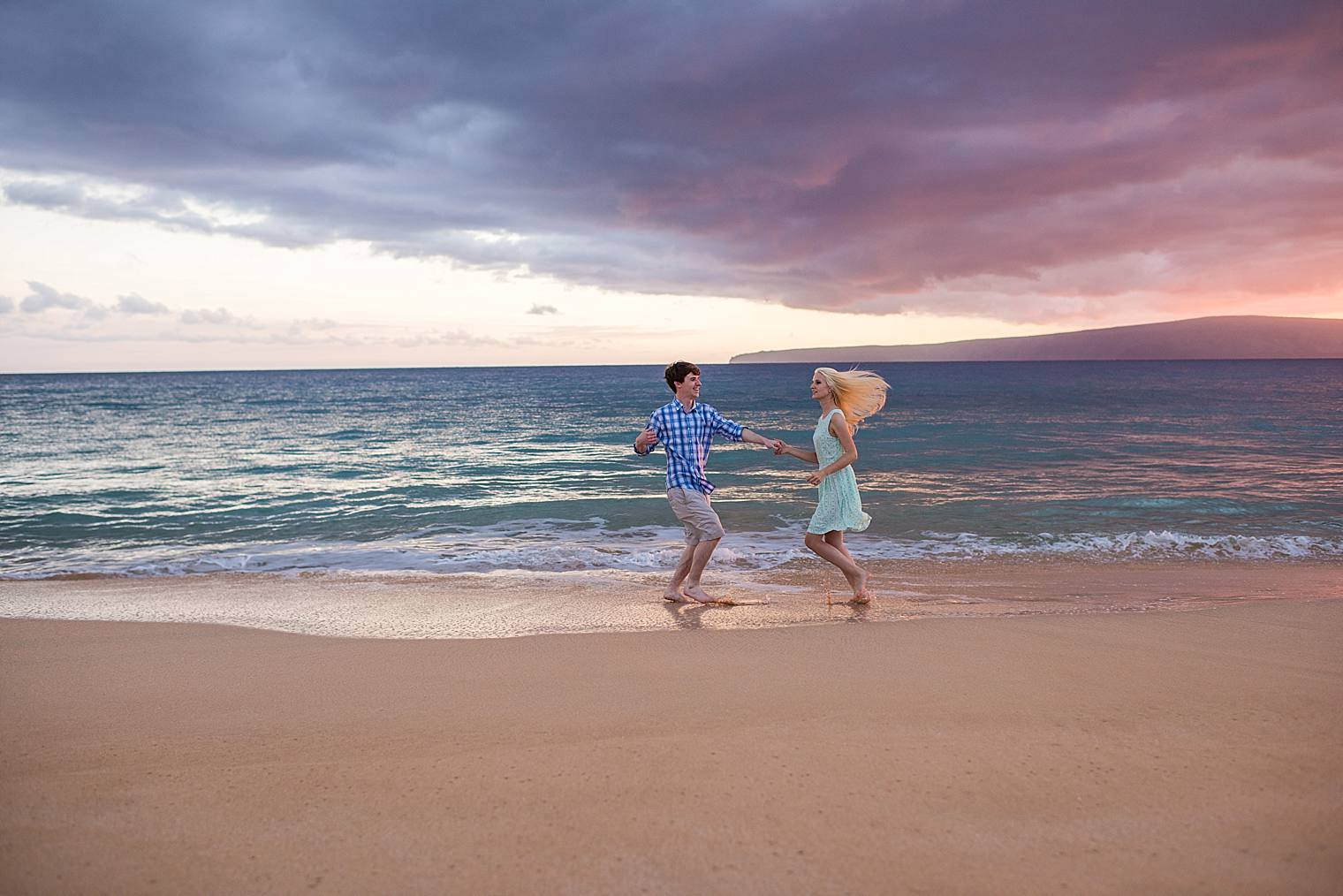 Wailea Engagement Photographer - Engaged on Maui_0028