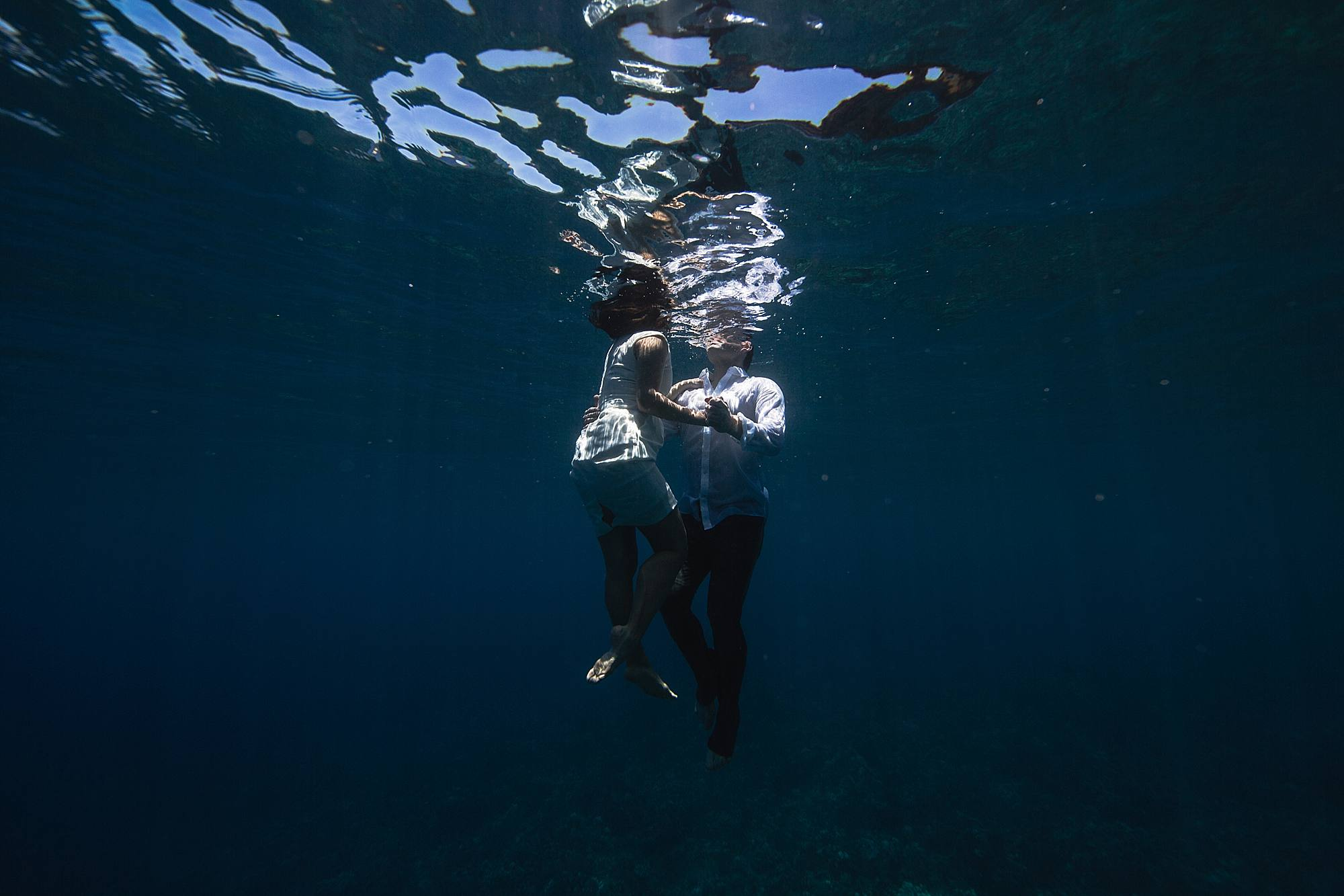 Underwater snorkeling proposal in Maui, hawaii_0015