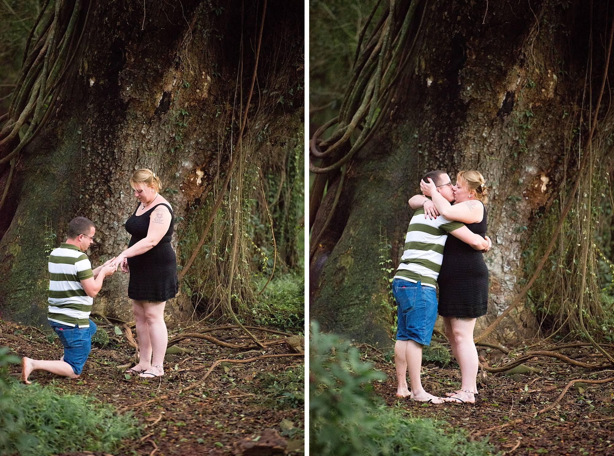 proposal shots she said yes