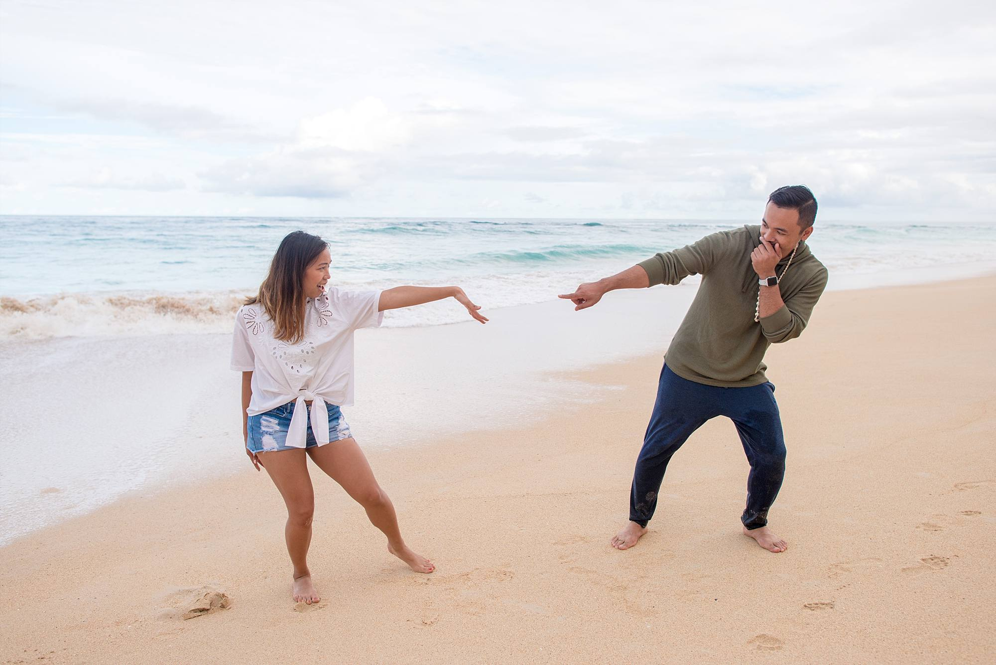 Maui couple excited to see engagement ring