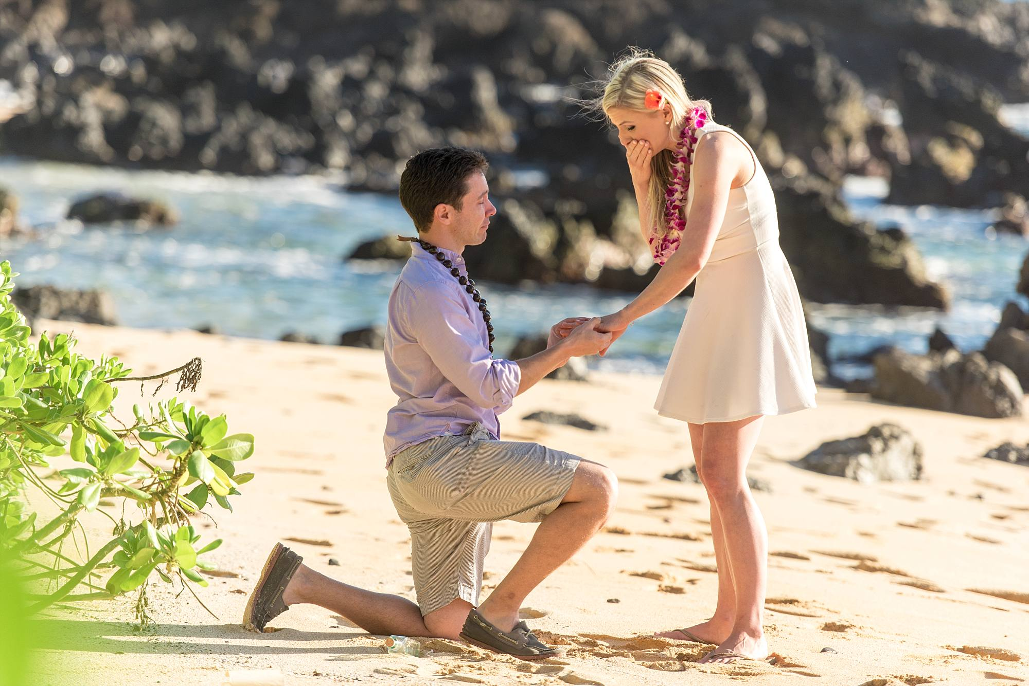 best place to propose in maui