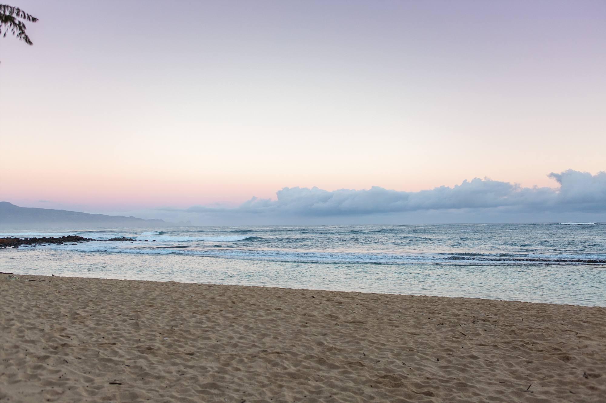 North shore maui sunrise