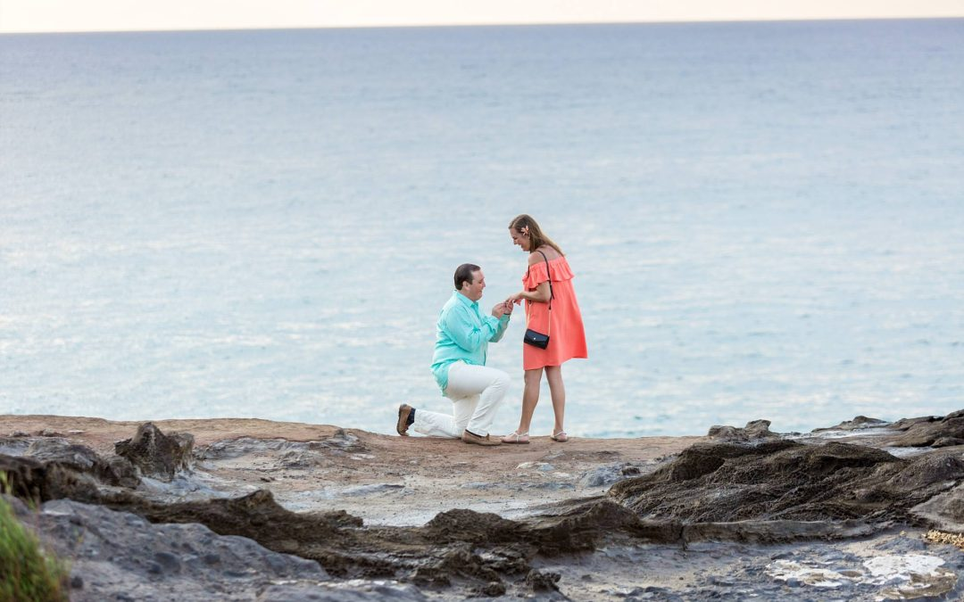 Northwest Maui Rain or Shine Proposal | Matt + Jackie