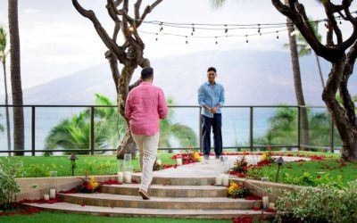 Over the Top Four Seasons Proposal | Algin + Miguel