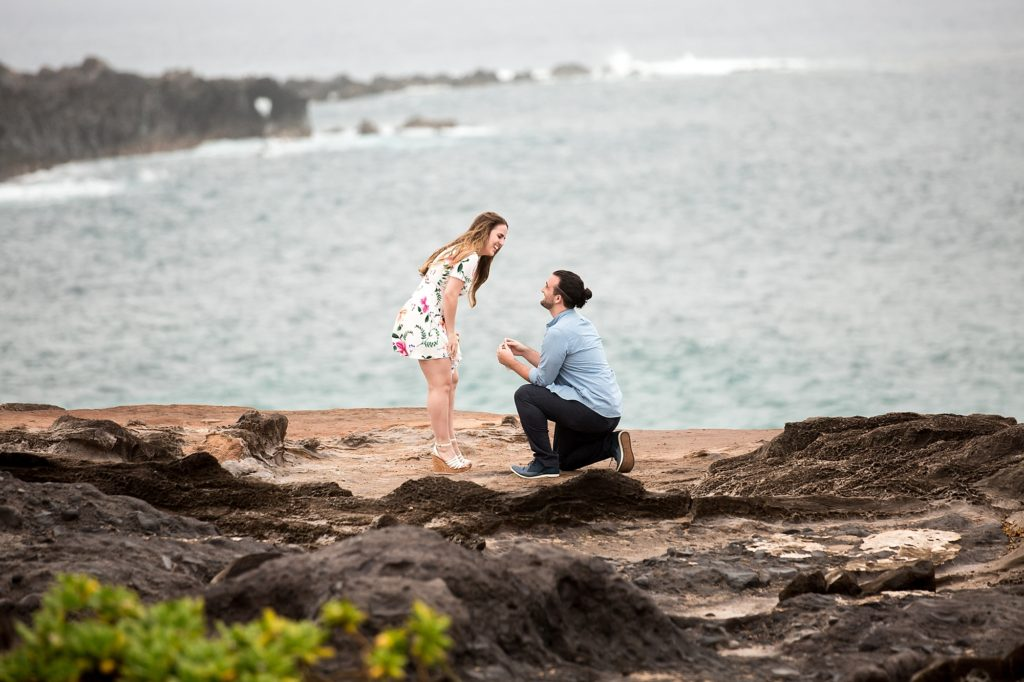 Maui cliffside proposal