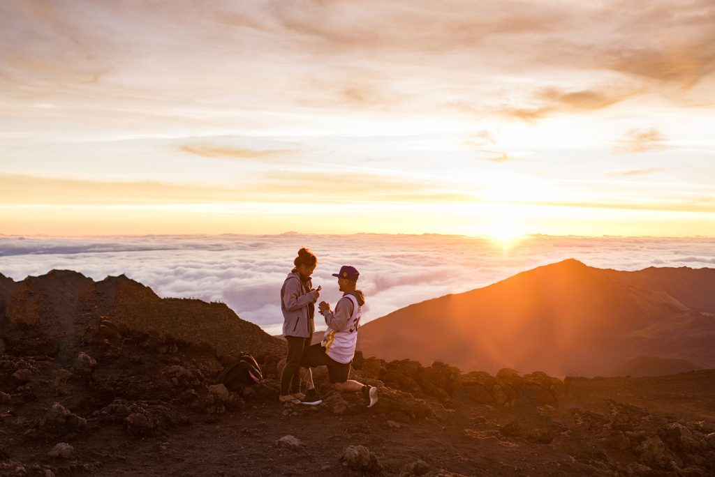 Haleakala proposals require at least one month notice