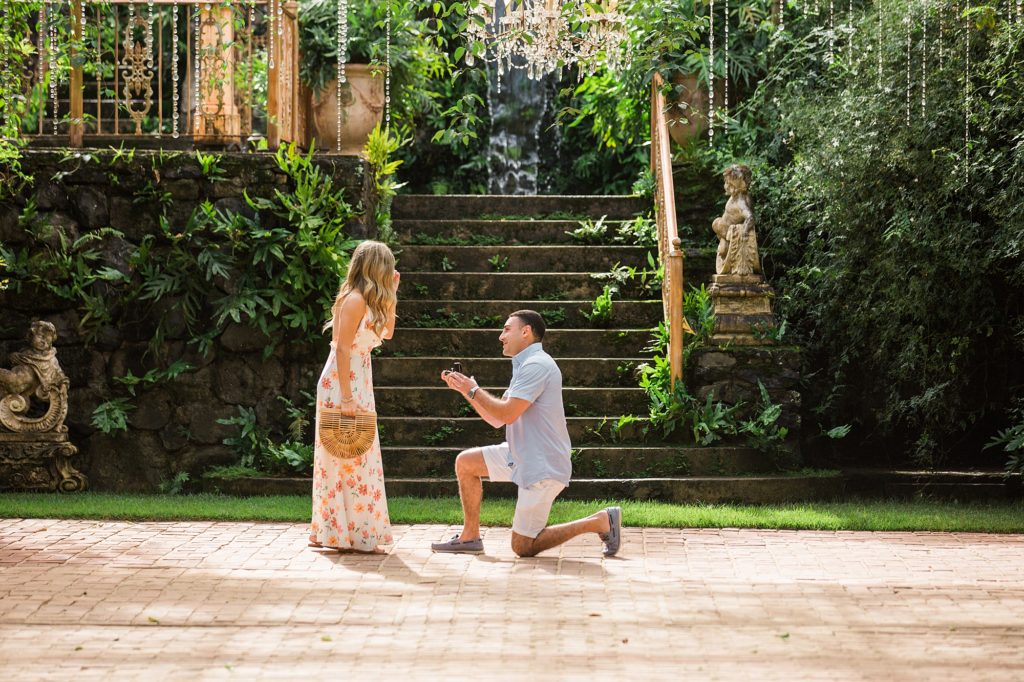 Haiku Mill makes beautiful, private Maui proposal location