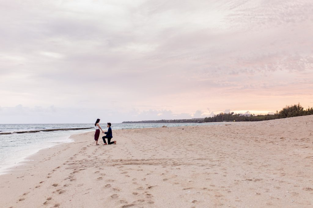 Sunrise proposal on Maui's northshore