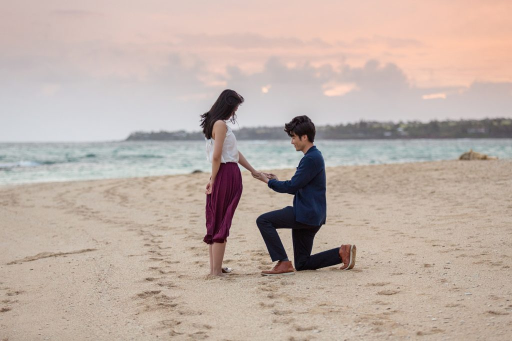 Maui sunrise proposal planned in two days