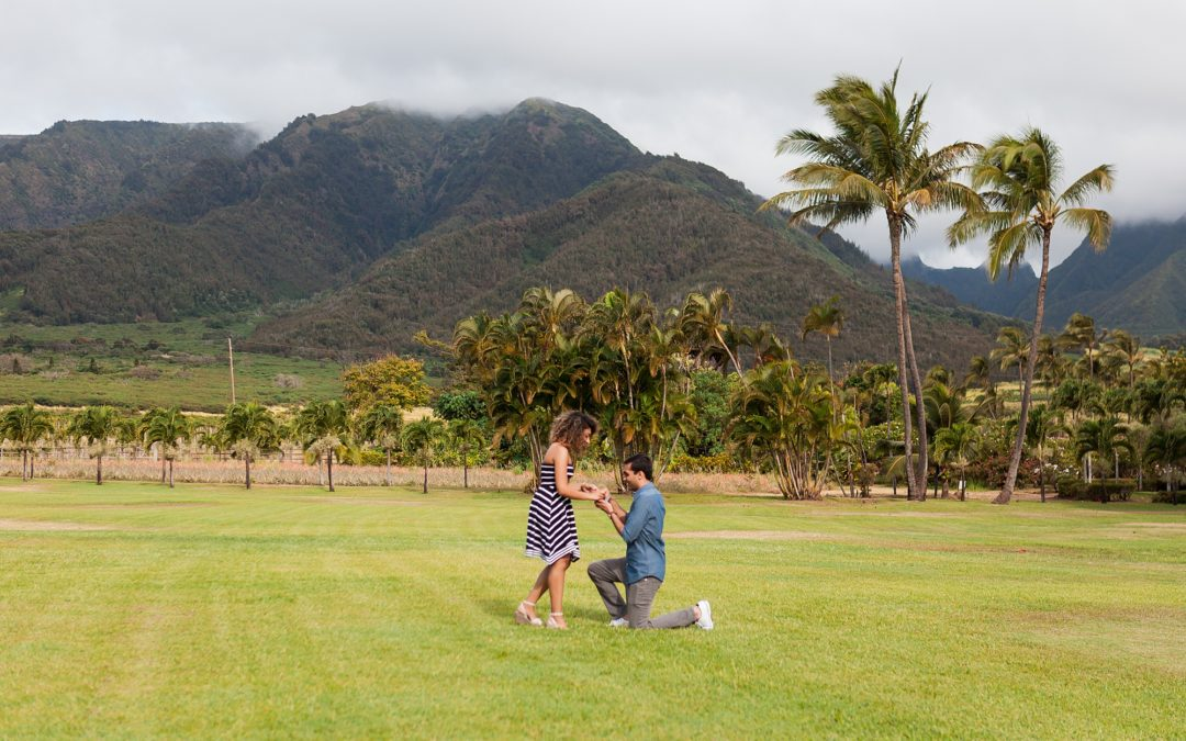 When Should I Book my Maui Proposal?