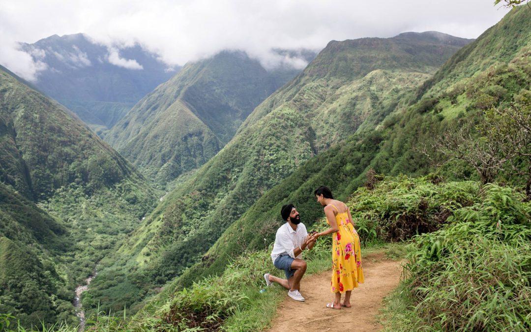 Waihee Ridge Proposal | Aman + Meeta