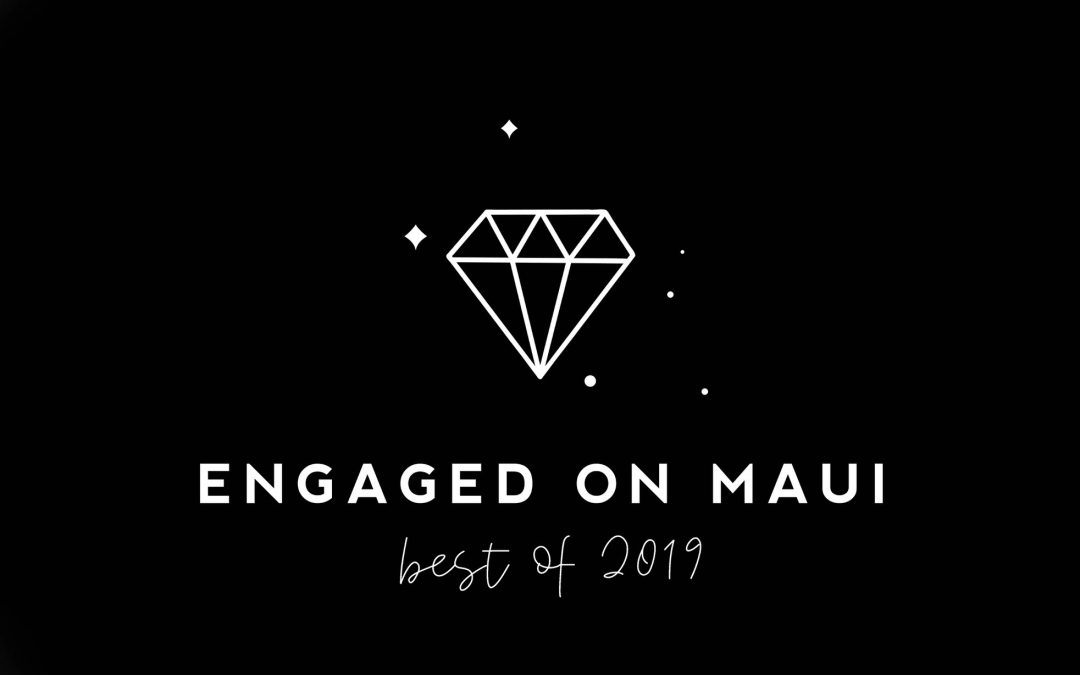 Best Maui Proposal Photographs of 2019